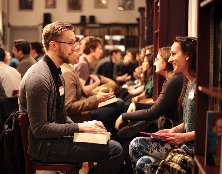 speed dating catholic The jack kent cooke foundation is dedicated to advancing the education of exceptionally promising students who have financial need.